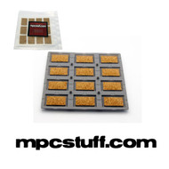 Akai MPC 500 / MPK Pad Corx Sensitivity Upgrade Kit Corks