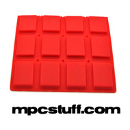 Akai MPC 500 / MPK Red Pad Set