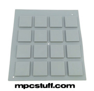 Akai MPC Pad Set (Grey)