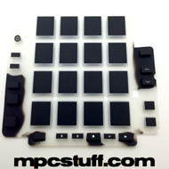 Rubber Button / Pad Set (All Buttons on Unit) - AKAI MPC Fly / Element