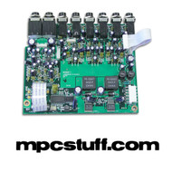 Akai MPC 1000 ADDA Assembly PCB Board