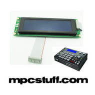 Akai MPC 1000 Blue Back light LCD Screen Replacement