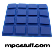 Akai MPC 1000 Blue Replacement Pad Set ( Blue )