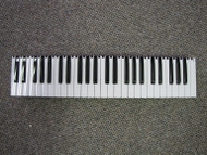 Full Keyboard Assembly (49 key) - MPK49 (Key Set) Keybed