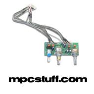 PCB, VR Rotary Pot Assembly - MPC4000