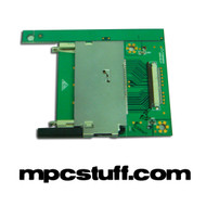 MPC 500 Memory Card Compact Flash Board Replacement PCB - USED