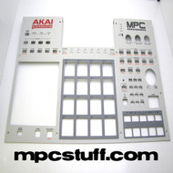 Metal Top Panel Casing Cover - Akai MPC Renaissance