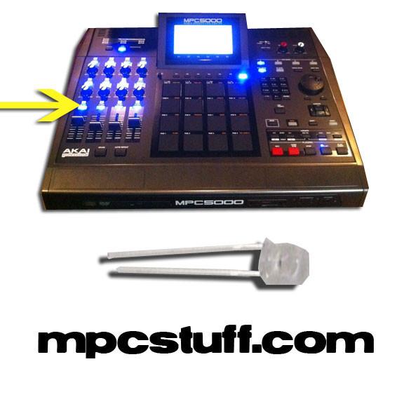 Akai MPC iPod / iPhone / Android Phone / Computer Sampling