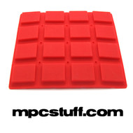 Akai MPC 1000 Red Replacement Pad Set ( Red )