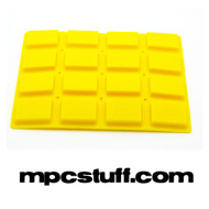 Akai MPC 1000 Yellow Replacement Pad Set ( Yellow )