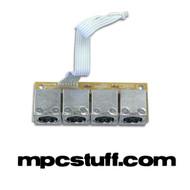 Akai MPC 1000 MIDI Replacement PCB Board