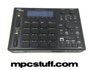 Akai MPC 1000 - All Black Edition - MPCstuff Refurb - Maxed Out