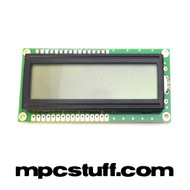 Akai MPC 500 White / Black Backlight LCD Screen Replacement