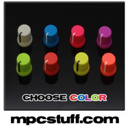 Custom Color Rubberized Knob for Akai MPC and other units