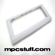 LCD Outer Top Surround Plastic Plate - MPC Renaissance
