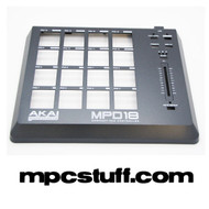 AKAI MPD 18 TOP PANEL CASING