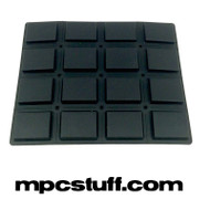 MPC 1000 Black Replacement Pad Set Akai