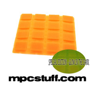 MPC 1000 Glow in the Dark Pad Set - Orange