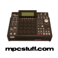 Akai MPC 2500 Used with All Upgrades