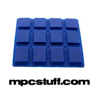 Akai MPC 500 / MPK Blue Pad Set