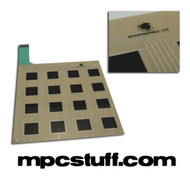 MPC Pad Sensors Second Series 2500 , 5000 , MPD Series
