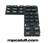 RUBBER KNOB-FUNCTION KEYPAD