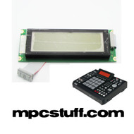 MPC 2500 Red Back Light LCD Screen Replacement