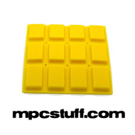 Akai MPC 500 / MPK Yellow Pad Set