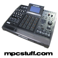 Akai MPC 5000 (USED) - REFURBISHED BLACKED OUT w/ Upgrades