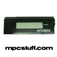Akai MPC 500 LCD Window Cover