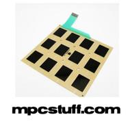Akai MPC 500 Pad Sensors