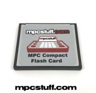 2 GB Compact Flash Card - Akai MPC2000XL, MPC500, MPC1000, MPC5000 and MPC2500