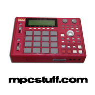 Akai MPC 1000 Used w/ Pad Upgrade Option (Red Color)