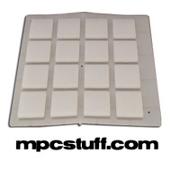Akai MPC Pad Set ( Clear Transparent )