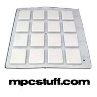 Akai MPC Pad Set ( White )