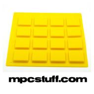 Akai MPC Pad Set ( Yellow )