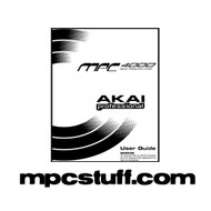 MPC 4000 Owners Manual