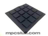 Black Pads For Akai MPC