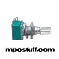 MPC 2000 Classic Volume Gain Knob Post