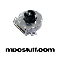 MPC 2000 Jog Wheel Post Rotary Encoder - AKAI MPC2000