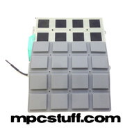 Akai MPC 1000 Pad Set - New Version Pad Fix Upgrade Kit