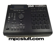 Akai MPC 2000 XL Faceplate Skin - Black