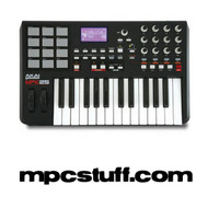 Akai MPK 25 MIDI Keyboard and MPC Pad Controller