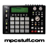 Akai MPC 1000 Production Center w/ Pad Upgrade