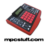 Akai MPC 2500 Wrap Style Side and Front Panel Kit (Custom Colors)