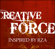 Creative Force - Drums Inspired By RZA - Sound Kit