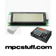 Akai MPC 1000 Red Back light LCD Screen Replacement