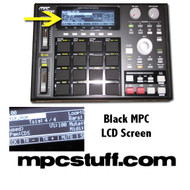 Akai MPC 1000 BLACK Back light LCD Screen Replacement