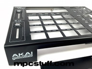 MPC 1000 Black Metal Casing Complete Kit - Close