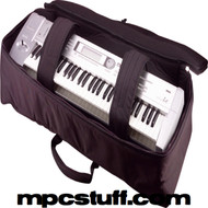 Akai MPK49 , MAX49 , MPK61 - Padded Case Gig Bag